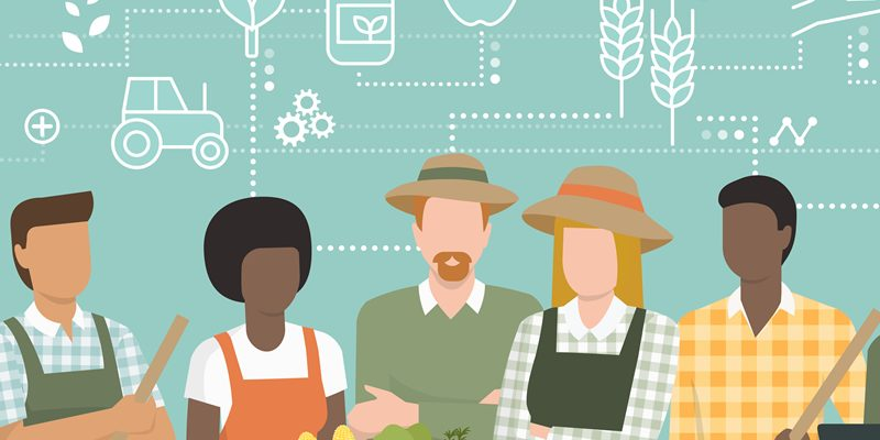 Living labs, co-innovation and co-creation as building blocks for soil health and food